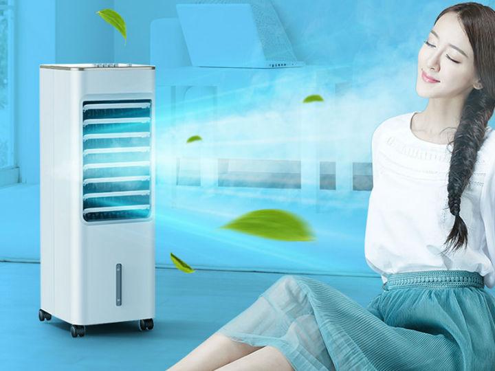 一字之差比空调便宜太多!空调扇好用吗?