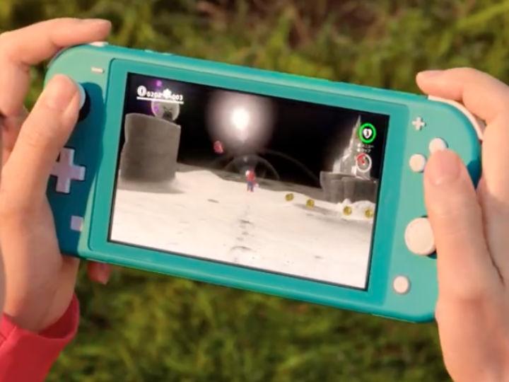 任天堂Switch Lite发布:主打便携体验的纯粹掌机