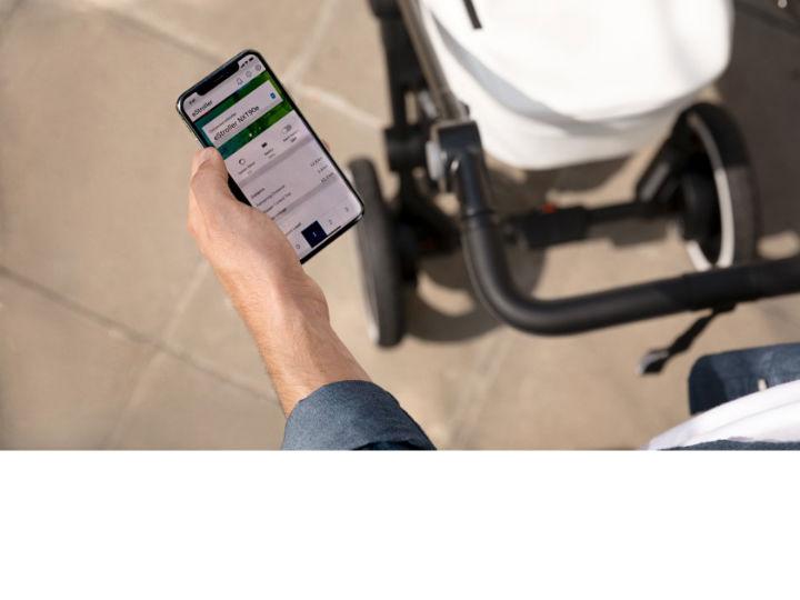 自行车之后的又一个目标 博世推出eStroller婴儿车智能辅助系统